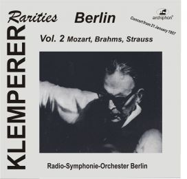 ARC-WU 136 Klemperer in Berlin, Vol.2